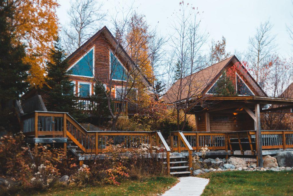 chalet maison saint martin de belleville